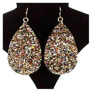 Teardrop (Bling) Earrings